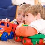 Влияние общения в формировании психики ребенка.