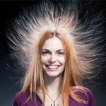 Почему волосы «встают дыбом»?