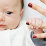 Врожденные рефлексы новорожденного ребенка