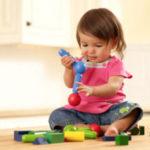 Развитие познавательных процессов в раннем возрасте