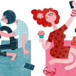 Интроверт и экстраверт в браке