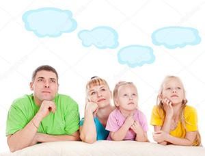 Мечты родителей и мечты детей...